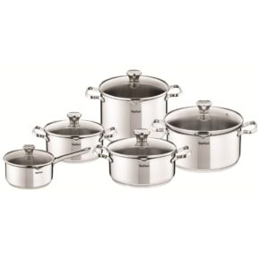 Set 10 piese Tefal Duetto