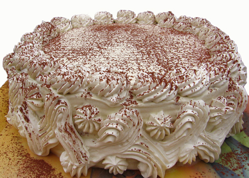 Tort Capucino