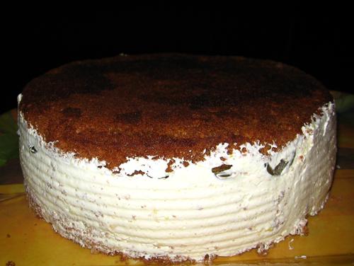 Tort cu struguri