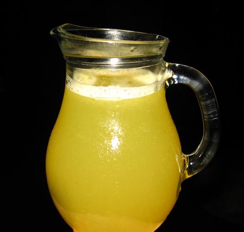 Mix de lamaie si portocale