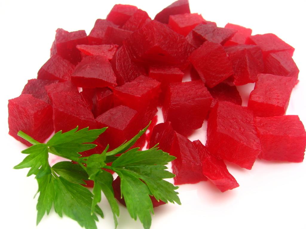 Salata de sfecla rosie pentru iarna