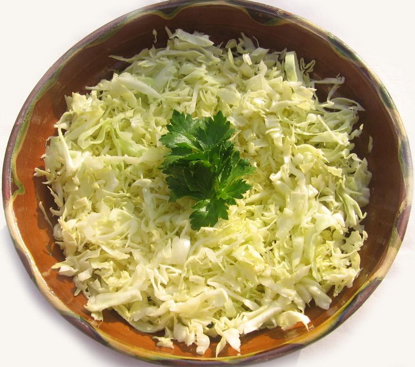 Salata de varza cu lamaie