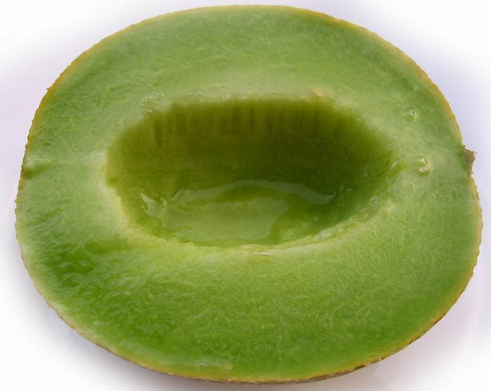 Inghetata din pepene galben