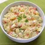 Salata de cartofi cu carne