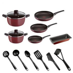 Set 14 piese Tefal Pleasure & Bienvenue