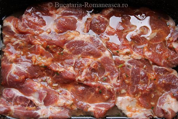ceafa de porc la cuptor 1