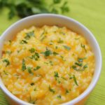 Pilaf de orez cu morcov